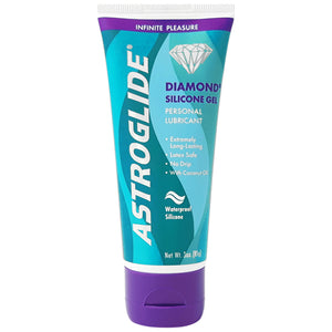 Astroglide Diamond Silicone Gel 3 fl.oz / 85 g