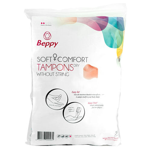Beppy Soft Comfort Tampons DRY Pack 30