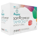Beppy Soft Comfort Tampons WET Box 8
