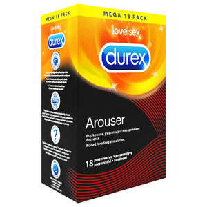 Durex Arouser Box 18