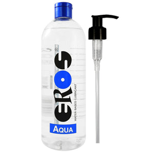 eros aqua water based bottle 500ml Bottle