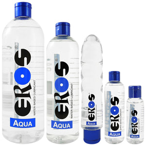 EROS Aqua Water-based lubricants