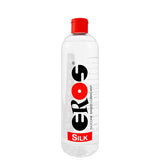 eros silk silicone based 250ml Bottle