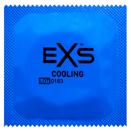 EXS Cooling Condoms | WorldCondoms