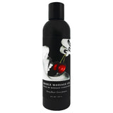 Earthly Body Cherry Edible Massage Oil 237ml