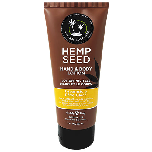 Earthly Body Hemp Seed Dreamsicle Lotion 207ml