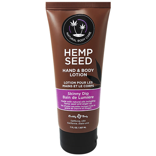 Earthly Body Hemp Seed Skinny Dip Lotion 207ml