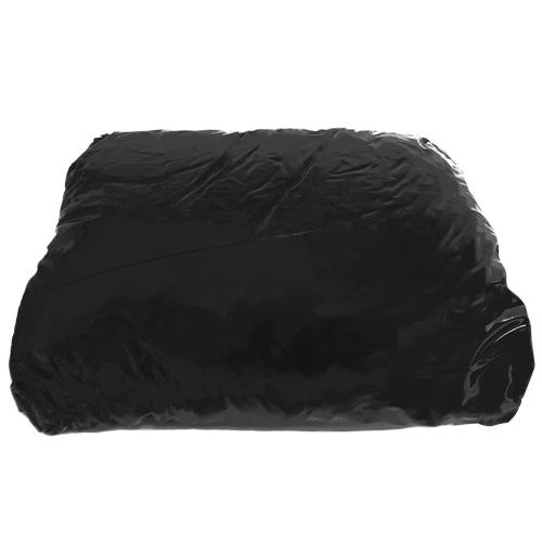 Fetish Collection Black Lack Fitted Sheet