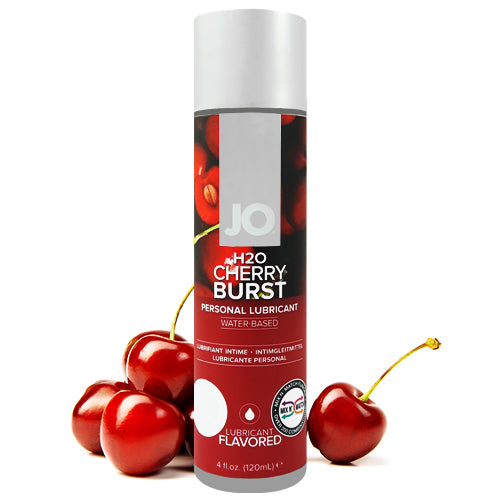 System JO H2O Cherry Burst 120ml