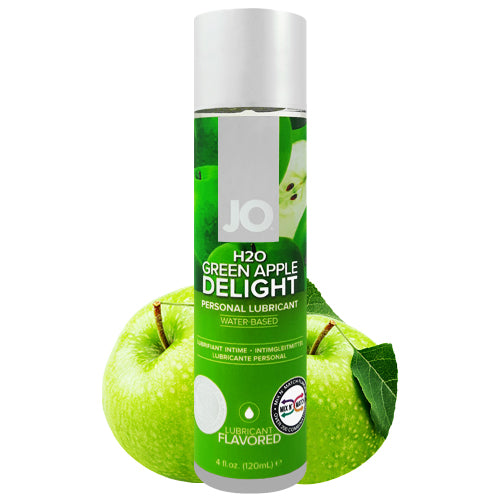System JO H2O Green Apple 120ml