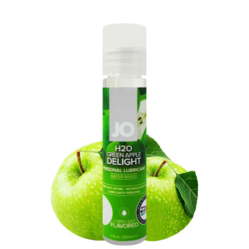 System JO H2O Green Apple 30ml