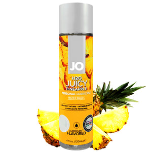 System JO H2O Juicy Pineapple 120ml