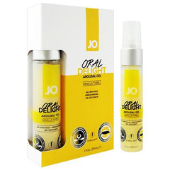System Jo Vanilla Delight Arousal Gel 30 ml