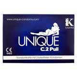 Kamyra Unique C.2 Pull Pack 3 Front | WorldCondoms