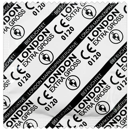 Durex London Extra Gross | WorldCondoms