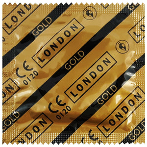 Durex London Gold | WorldCondoms