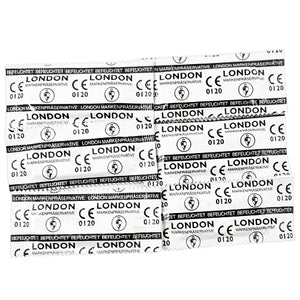 durex london wet 12 PCS