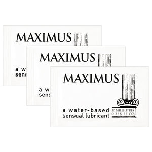 Maximus Lube 3x10ml