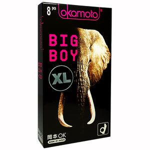 Okamoto Big Boy XL Box 8