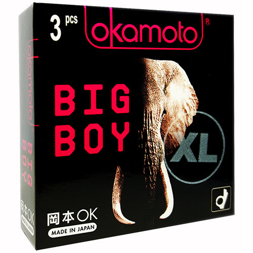 Okamoto Big Boy XL Box 3