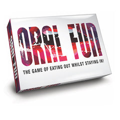 Oral Fun Board Game front