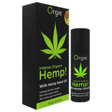 Orgie Intense Orgasm Hemp! Stimulating Gel 15ml