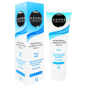 adore lubricating jelly 82g