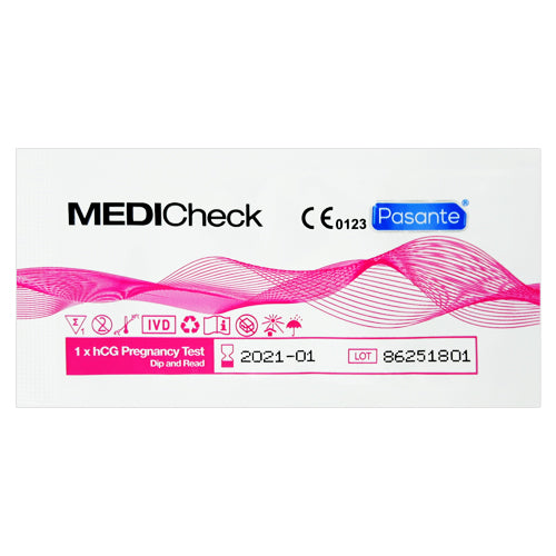 MEDICheck Pregnancy Test Dip and Read