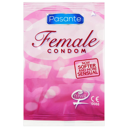 Pasante Female Non-Latex Condom