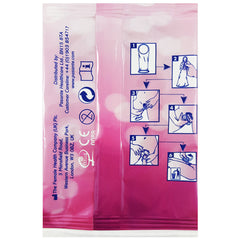 Pasante Female Condom Back