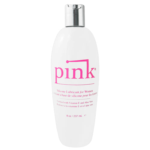 Pink Silicone Lubricant 237ml