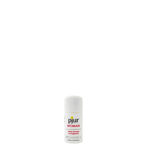 pjur Woman Silicone based 10ml