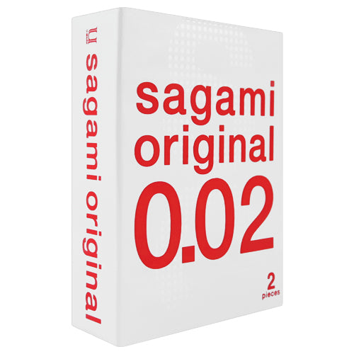 Sagami Original 002 Box 2 | WorldCondoms
