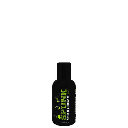 spunk natural lubricant