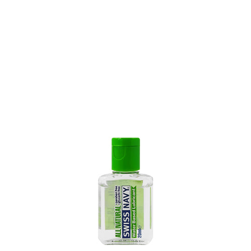 Swiss Navy ALL NATURAL Water-Based 20ml