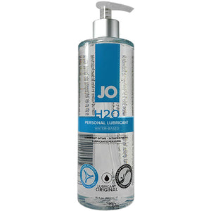 system jo h2o water based lubricant 60ml Bottle