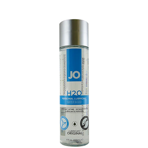 system jo h2o water based lubricant 240ml Bottle