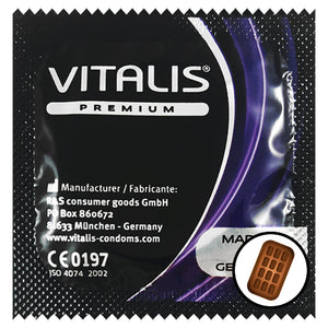 vitalis chocolate 12 PCS