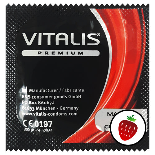 vitalis strawberry 12 PCS