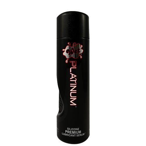 wet platinum premium lubricant 124ml Bottle