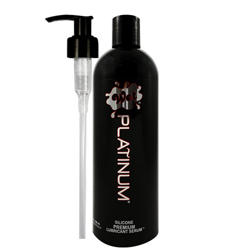 wet platinum premium lubricant 10ml Bottle