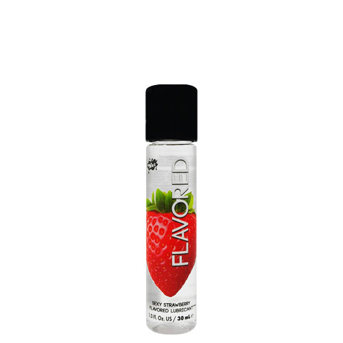Wet Flavored Sexy Strawberry lubricant 30ml