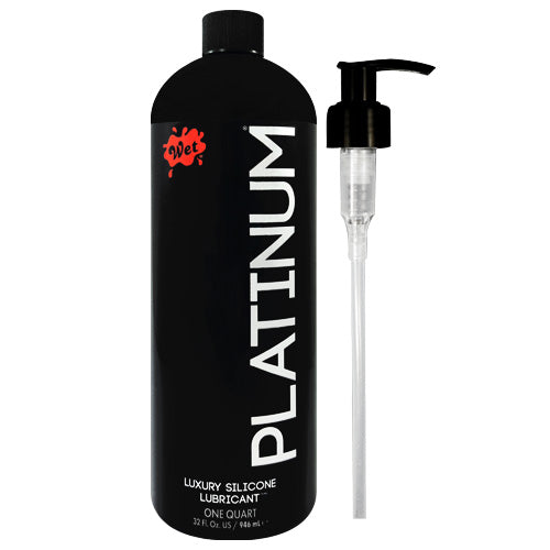 Wet Platinum premium lubricant 946ml
