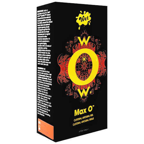 Wet wOw Max O 15ml
