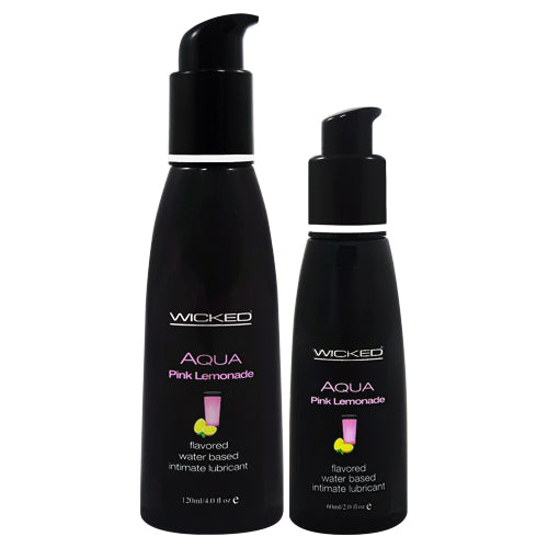 Wicked Aqua Pink Lemonade lubricant