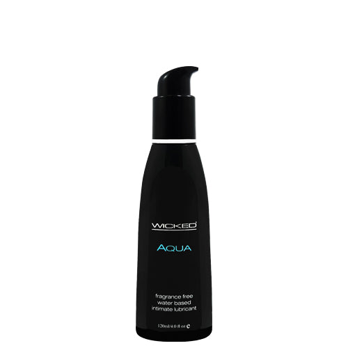 Wicked Aqua lubricant 120ml
