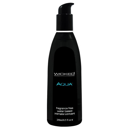 Wicked Aqua lubricant 250ml