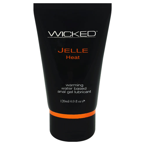 Wicked Jelle Heat Warming 120ml