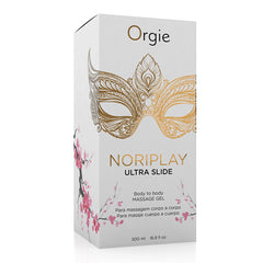 Orgie Noriplay Ultra Slide massage gel 500ml Nuru massage