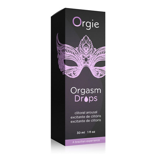 Orgie Orgasm Drops Gel Intimo 30ml